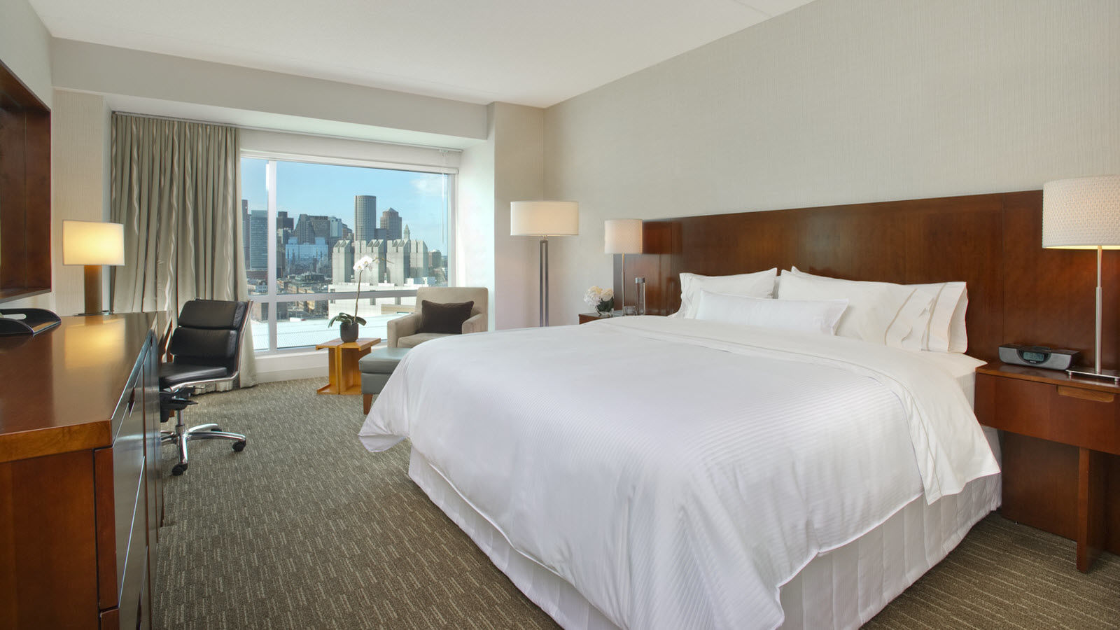 Cityview Guest Room
