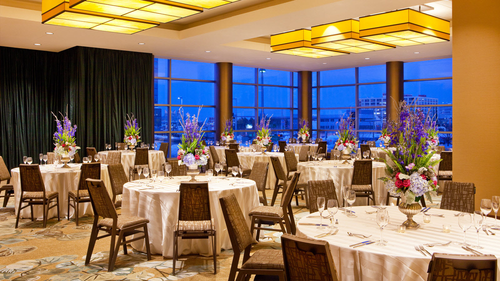 The Westin Boston Waterfront Weddings