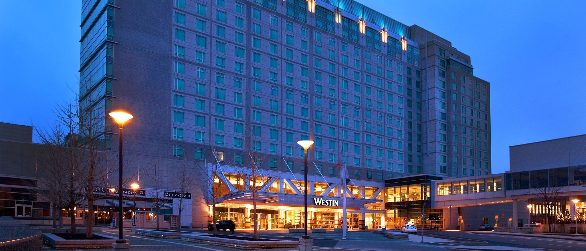 The Westin Boston Waterfront - Exterior